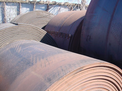 Quality used and surplus conveyor belts